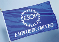 ESOP flag