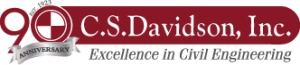 CS Davidson Post - CSD.90thLogo.Site