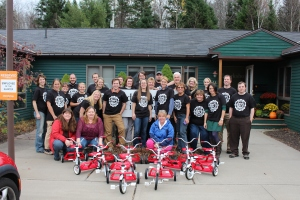 Adworkshop EOM 2013 - Trikes for Tots