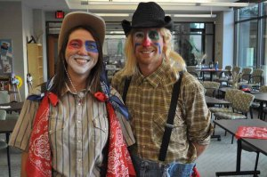 Bemidji ESOP Rodeo Clowns