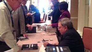 Blasi Vegas Book Signing 2