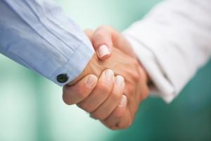 Friends shaking hands, bonding, Canon 1Ds mark III