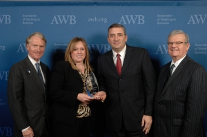 SEL Accepts AWB Award