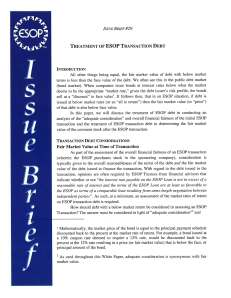 Pubs Highlight - new issue brief