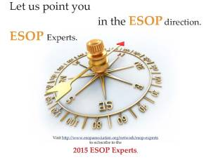 ESOP Experts Brochure 2015 COVER