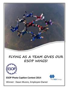 ASU Group ESOP Photo caption winner 2014 d