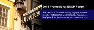 esop-slide-template - 2014 Professional ESOP Forum