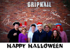 Gripnail 6 - Happy Halloween From Gripnail