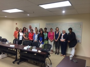 Mid Atlantic HR Roundtable Meeting at Miklos Systems